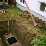 ondergrondse mazouttank reinigen